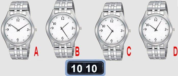 horloges en de wekker