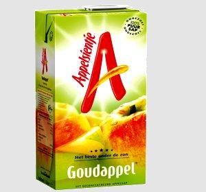 1 liter appelsap