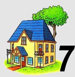 huisje van 7