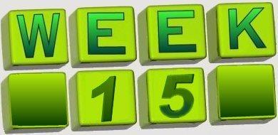Spelling in beeld groep 6 week 15